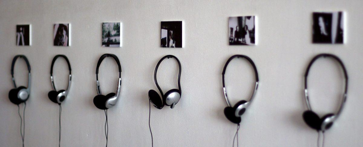 Installation - Vidéo 3'37'' en boucle - Son 1, Son 2, Son 3, Son 4, Son 5, Son 6
