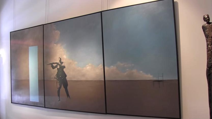 Exposition BJ Art Gallery