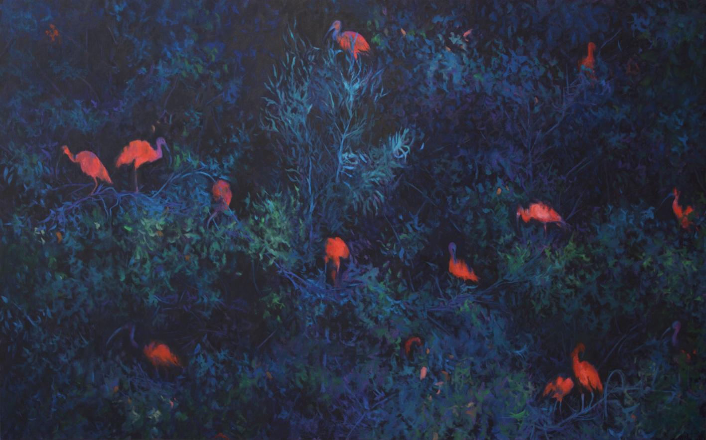 Corocoro rojo