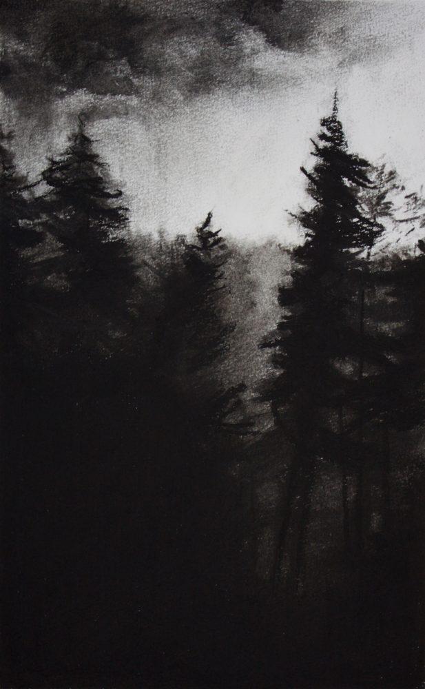 Étude de paysage