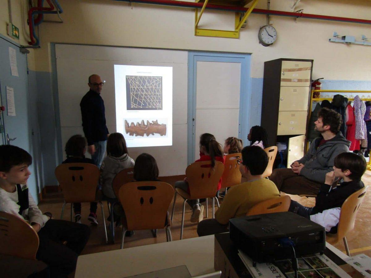 Atelier La Source Villarceaux avril 2018