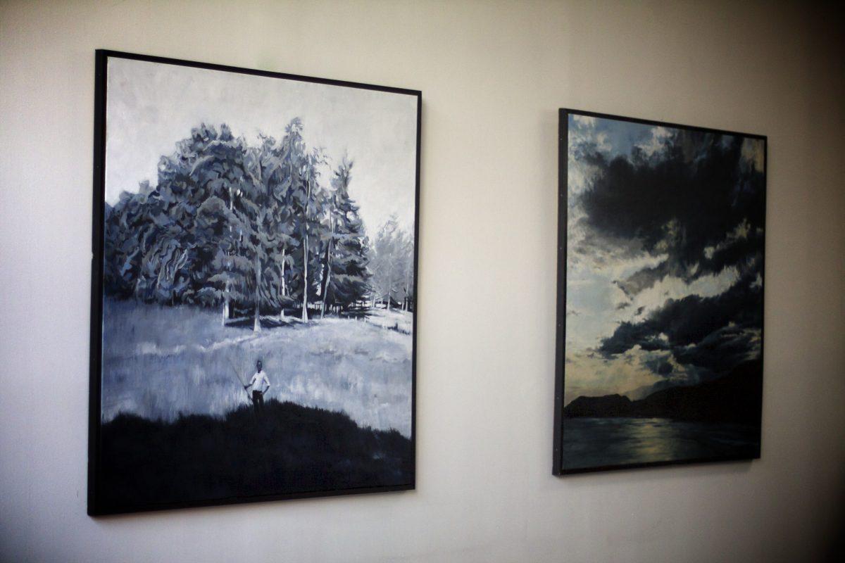 Exposition Galerie Isabelle de Mars