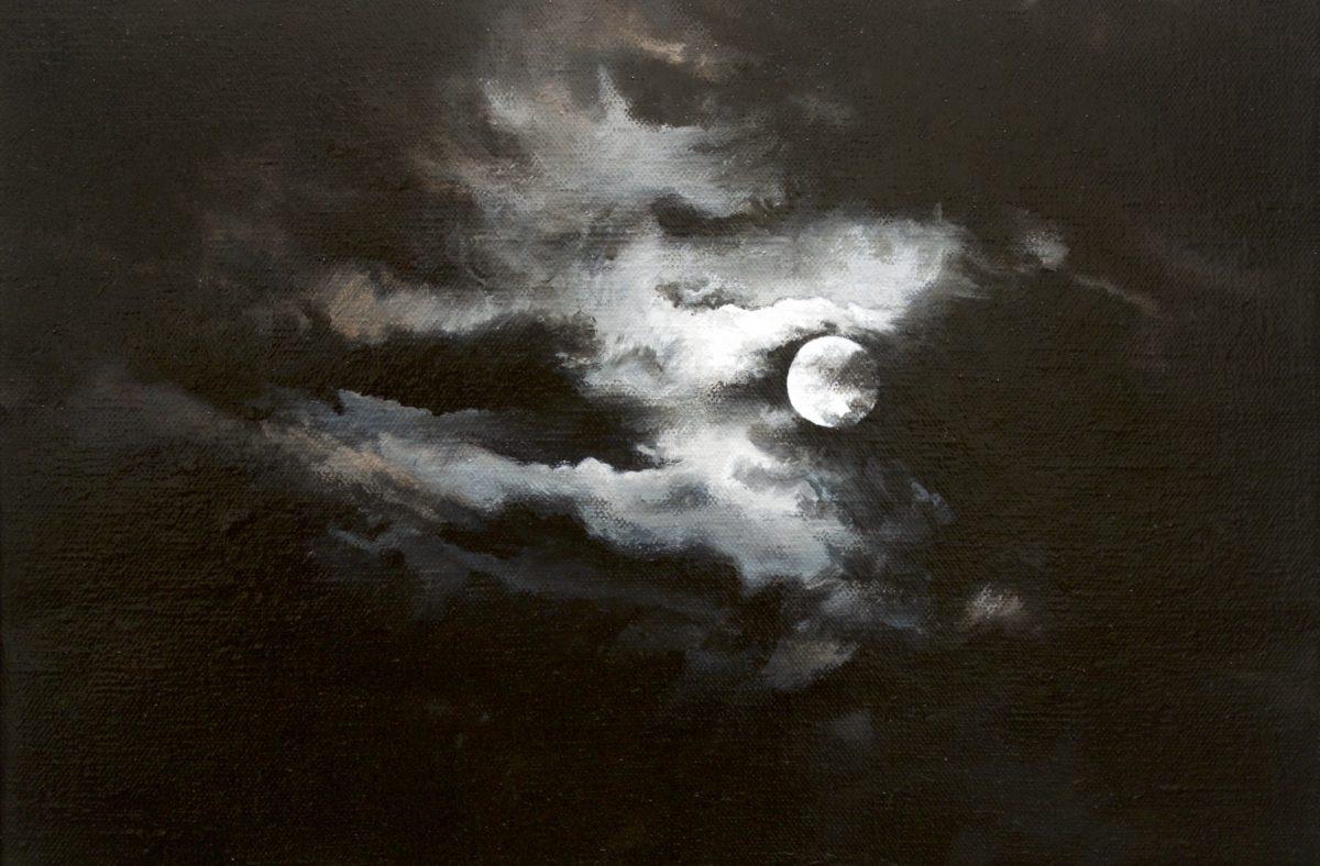 Étude de clair de Lune
